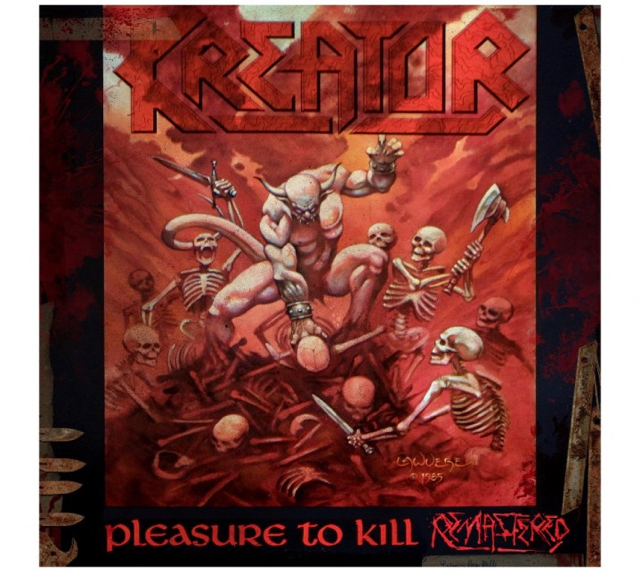 "KREATOR Debut New Music Video For Classic Track ""Pleasure To"