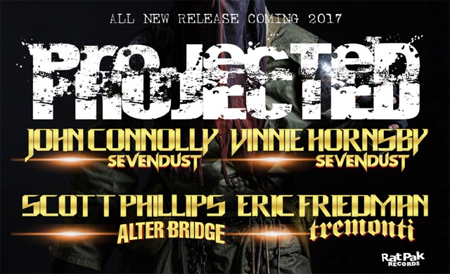 PROJECTED Featuring SEVENDUST, ALTER BRIDGE, TREMONTI Members To