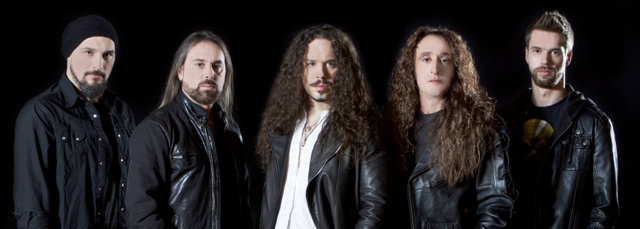 """RHAPSODY OF FIRE - Re-Recorded Version Of """"Knightrider Of"""