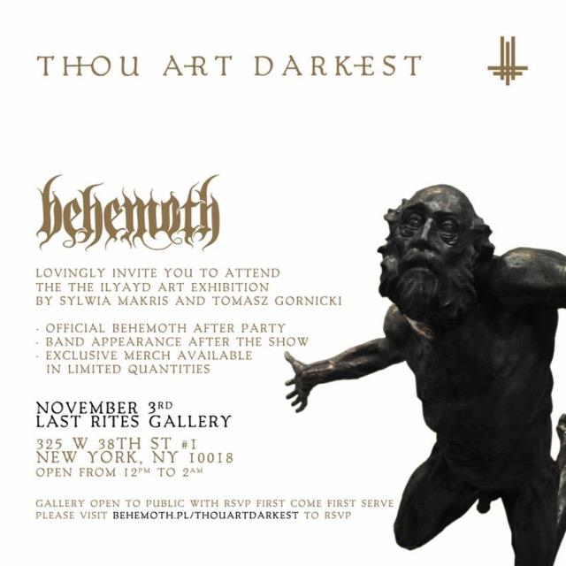 4240e1b45c6c BEHEMOTH Live At Alcatraz Metal Festival 2018  Pro-Shot Footage Of ...