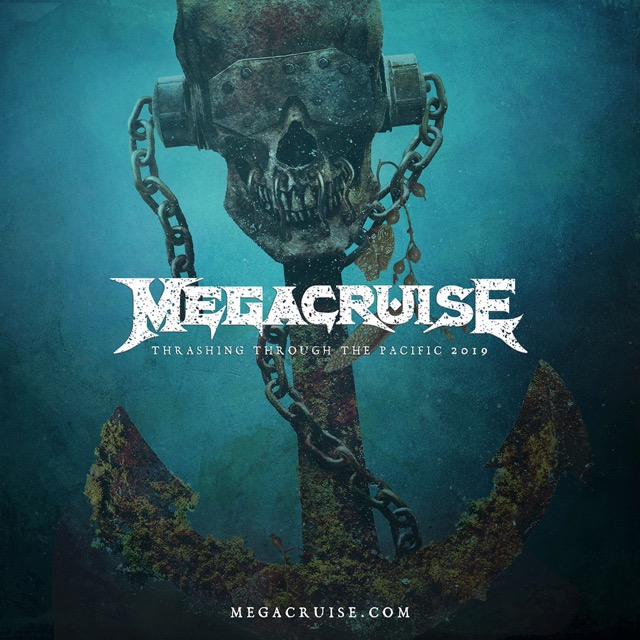 Megadeth First Ever Megacruise To Set Sail In 2019