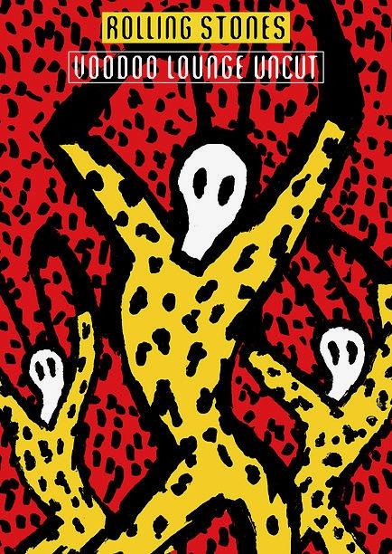 The Rolling Stones Voodoo Lounge Uncut Multi Format