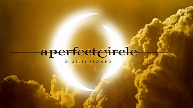 A Perfect Circle Streaming New Single Quot Disillusioned Quot 2