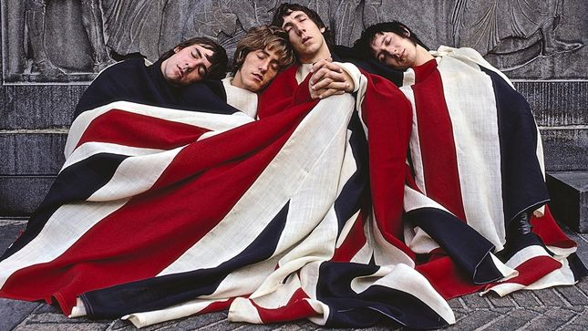 THE WHO Producer TONY KLINGER's The Who And I Box Set, Book And Memorabilia Now Available For Pre-Order