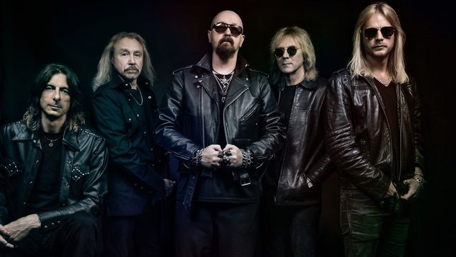 "JUDAS PRIEST - Exclusive ""Firepower"" 7"" Bundled With March Issue Of Germany's Metal Hammer; Includes ""Breaking The Law"" Live At Wacken Open Air 2015"