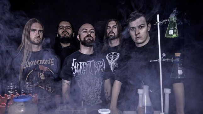 "ALLEGAEON Launch Cover Of RUSH's ""Animate"" On All Digital Music Services"