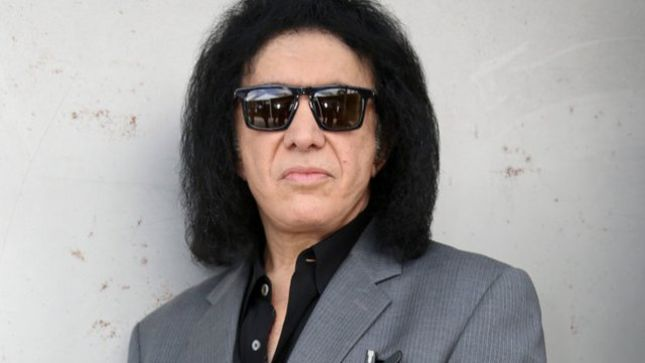 GENE SIMMONS To Launch Titans Of Rock Music Festivals