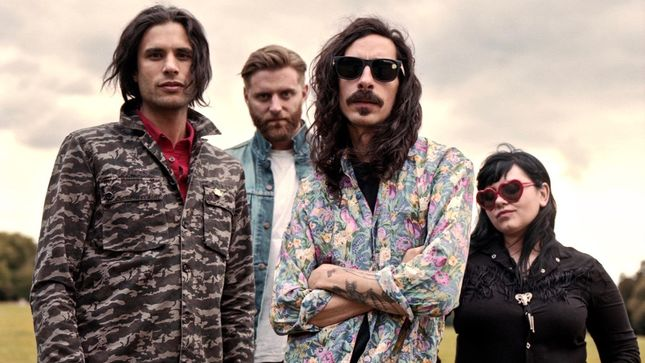 "TURBOWOLF To Release The Free Life Album In March; ""Domino"" Track Streaming"