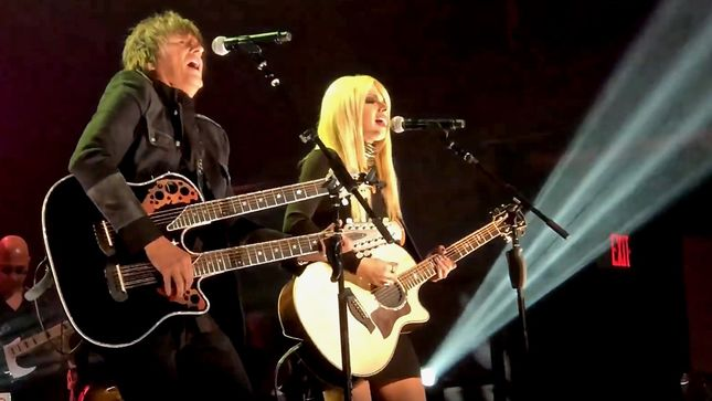 RSO Featuring RICHIE SAMBORA And ORIANTHI Release Two New Songs For Valentine's Day; Audio Streaming