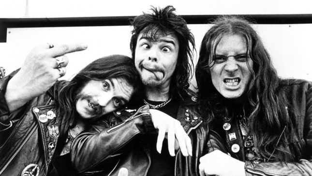 "MOTÖRHEAD/FASTWAY Guitar Legend ""FAST"" EDDIE CLARKE Dead At 67"