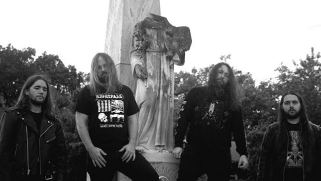 CHURCH OF DISGUST Sign With Blood Harvest