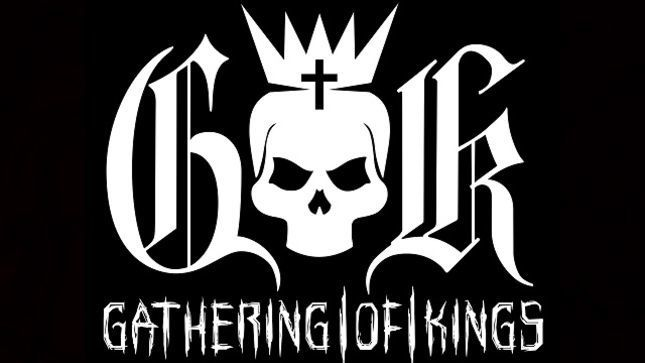 "GATHERING OF KINGS Streaming New Single ""Saviour"""