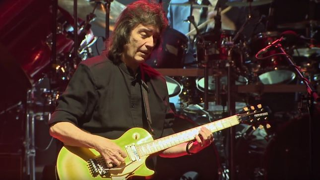 STEVE HACKETT To Embark On GENESIS Revisited 2018 Tour In October; Video Trailer Streaming