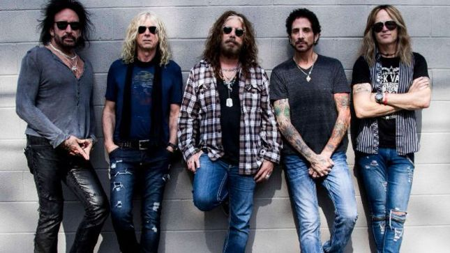 "THE DEAD DAISIES Invite Fans To Burn It Down Listening Sessions; Stream New Song ""Resurrected"""