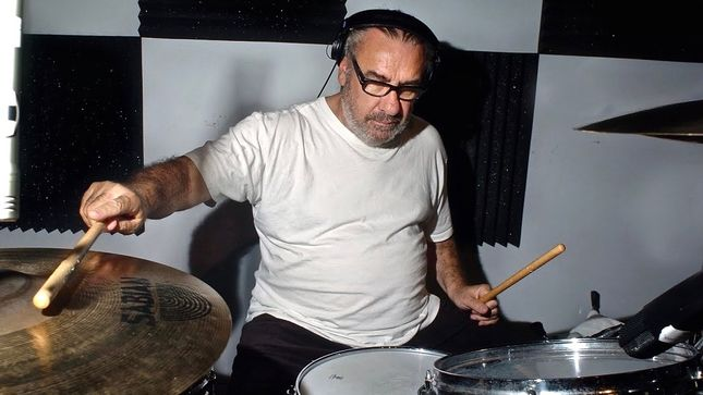 BLACK SABBATH Drummer BILL WARD - Further Details Surface For Upcoming Absence Of Corners Book + Vinyl Set
