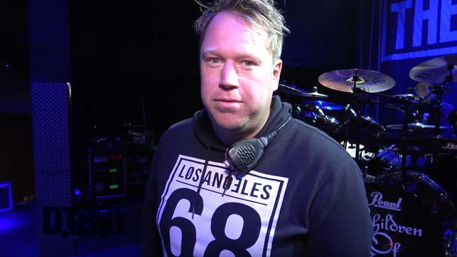 CHILDREN OF BODOM Guitar Tech Featured In New Gear Masters Episode; Video
