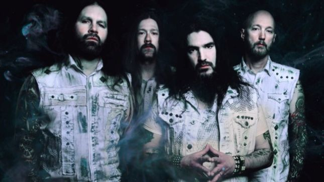 MACHINE HEAD - Catharsis Worldwide Chart Positions Revealed