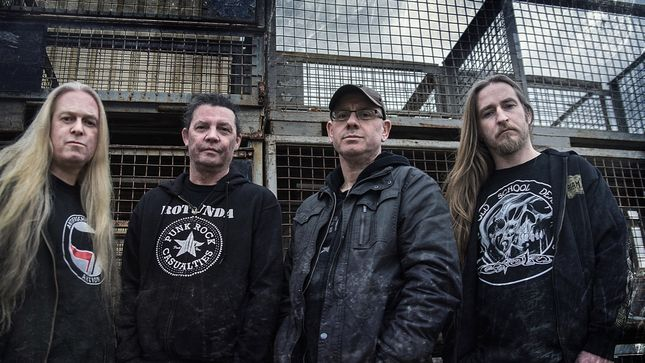 "MEMORIAM Featuring BOLT THROWER, BENEDICTION Members Release ""Bleed The Same"" Lyric Video"