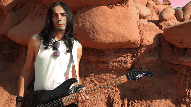 Guitarist ETHAN BROSH To Release Conspiracy Album In February; Preview Video Streaming
