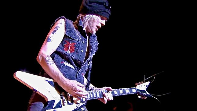 "MICHAEL SCHENKER On His Brother - ""RUDOLPH SCHENKER Is A Desperate Wannabe Who Rips His Brother Off... Rudolf Cannot Play Guitar, Believe Me""; Audio"