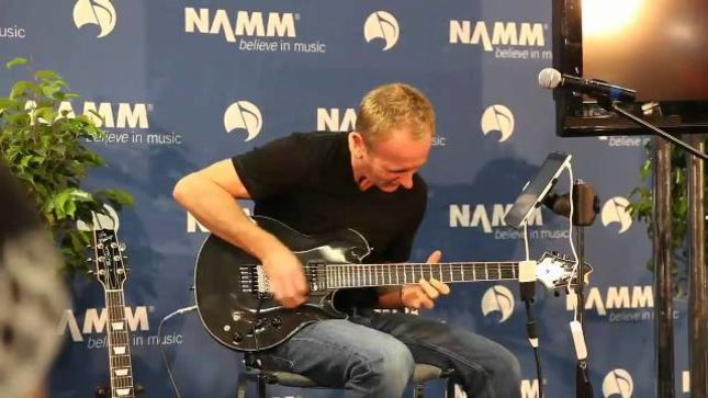 "DEF LEPPARD Guitarist PHIL COLLEN Reveals ""The 10 Guitarists That Blew My Mind"""