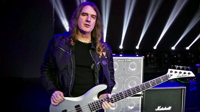 MEGADETH Bassist DAVID ELLEFSON And EMP Label Group Offering Limited Sponsored Submissions