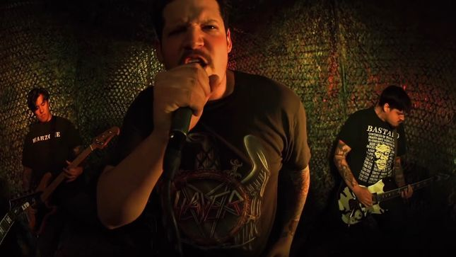 "TWITCHING TONGUES Streaming New Single ""Kill For You"""