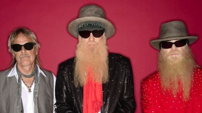 ZZ TOP Announce Vegas Residency