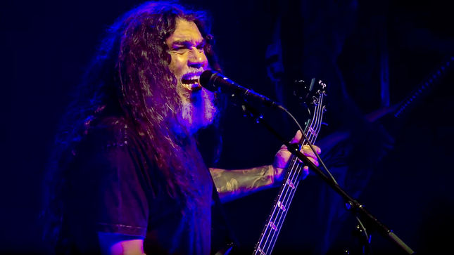 SLAYER - Dates Confirmed For North American Leg Of Final World Tour With Support From LAMB OF GOD, ANTHRAX, BEHEMOTH, TESTAMENT