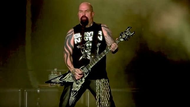 "KERRY KING's Wife Assures Fans That They'll ""Always Get Music"" From The SLAYER Guitarist"