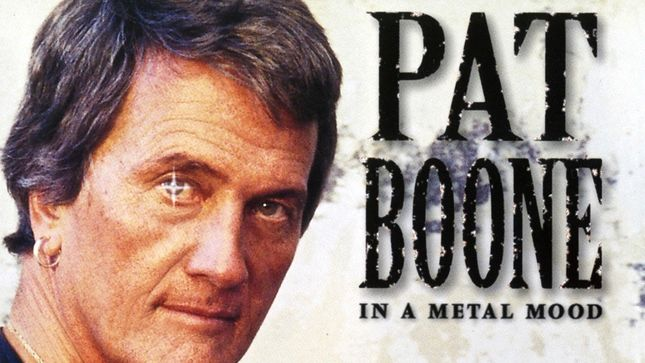 "PAT BOONE On Choosing To Cover LED ZEPPELIN Classic ""Stairway To Heaven"" - ""I Kept Looking For Allusions To Witchcraft Or Drugs"""