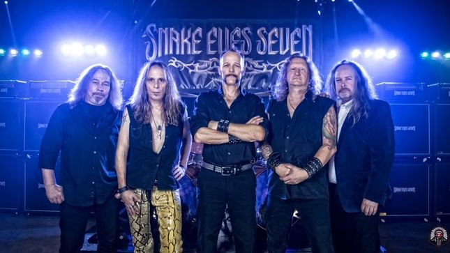 SNAKE EYES SEVEN Streaming Title Track From Upcoming Medicine Man Album