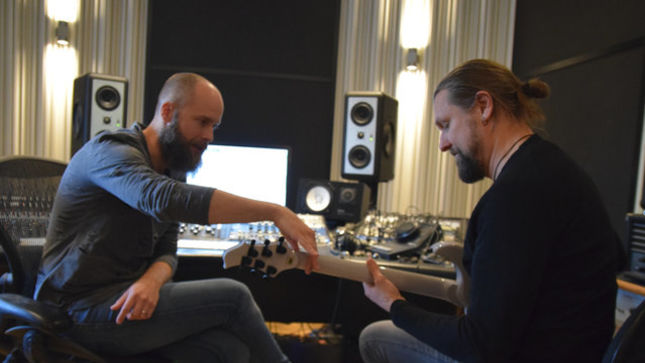 AMORPHIS Working On New Studio Album