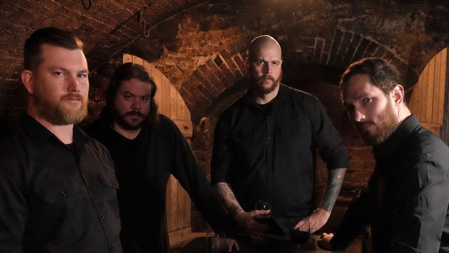 "CAST THE STONE Featuring MISERY INDEX, CATTLE DECAPITATION, SCOUR Members Release ""As The Dead Lie"" Lyric Video"