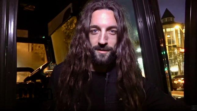 CARACH ANGREN Featured In New Bus Invaders Episode; Video