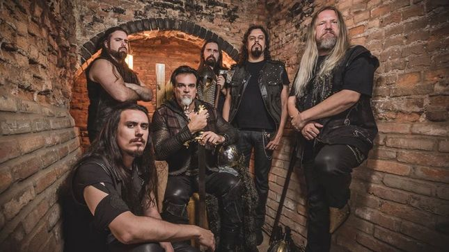 "ARMORED DAWN Premier ""Chance To Live Again"" Lyric Video"