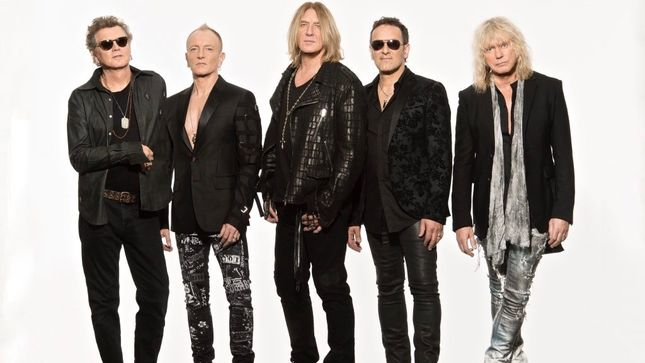"DEF LEPPARD Release New Lyric Video For ""Pour Some Sugar On Me"""