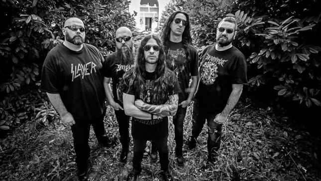 Italy's GRIND ZERO Signs With Punishment 18 Records