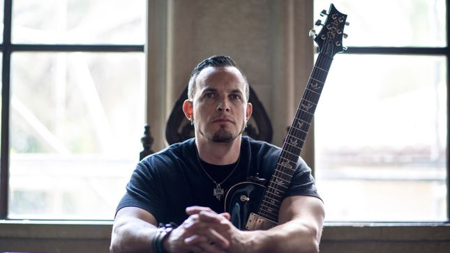 TREMONTI Signs Worldwide Deal With Napalm Records For Upcoming Album, A Dying Machine; Announcement Video Streaming