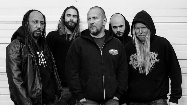 "SUFFOCATION Releases ""Return To The Abyss"" Guitar Playthrough Video"