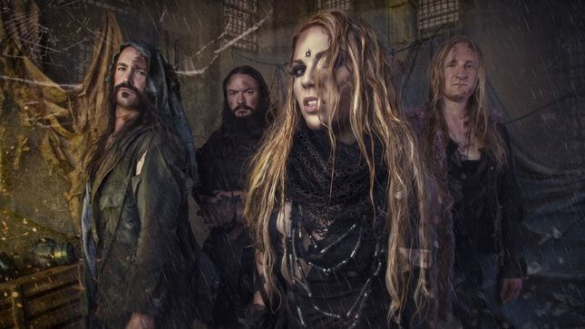 "Exclusive: KOBRA AND THE LOTUS Premier ""Losing My Humanity"" Lyric Video"