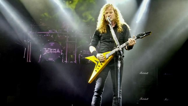 "DAVE MUSTAINE Talks METALLICA Classic ""The Four Horsemen"" - ""The Bastardized Version Of LYNYRD SKYNYRD's 'Sweet Home Alabama' Thanks To CLIFF BURTON"""