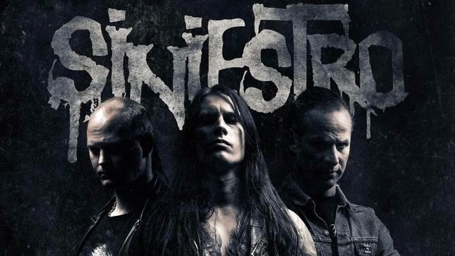 "SINIESTRO Release Teaser For Upcoming ""Arctic Blood"" Music Video"