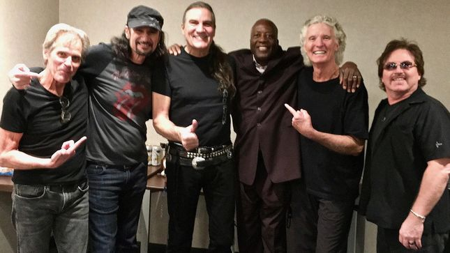 "GRAND FUNK RAILOAD Meets ""Some Kind Of Wonderful"" Songwriter JOHN ELLISON"