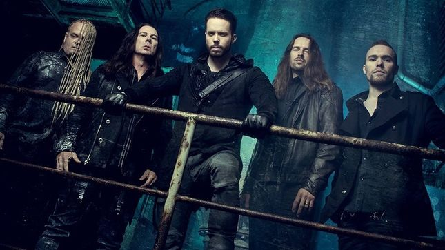 KAMELOT Announce Departure Of Drummer CASEY GRILLO; Replacement Announced