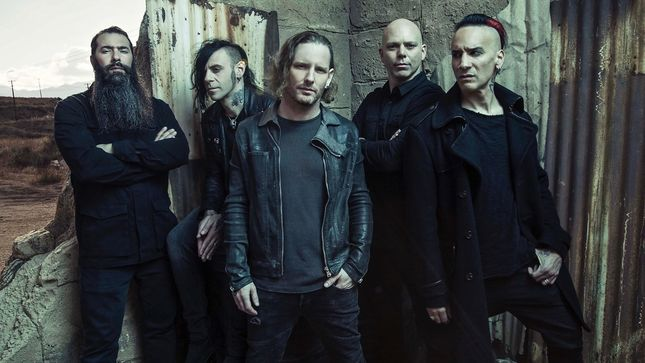"STONE SOUR Frontman COREY TAYLOR Updates Fans On Guitarist JOSH RAND's Health Issues - ""He Seems To Be Doing Really, Really Well"""