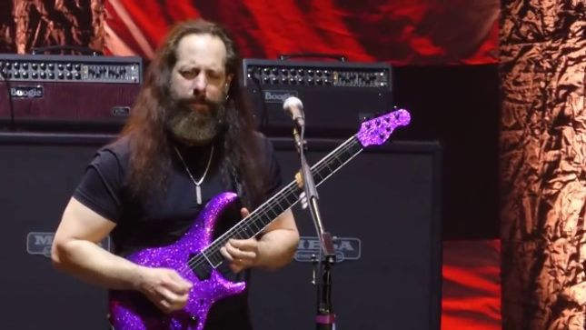 "DREAM THEATER Guitarist JOHN PETRUCCI On His Early Years - ""I Would Practice For Six Hours A Day No Matter What; I Was Completely Addicted"""