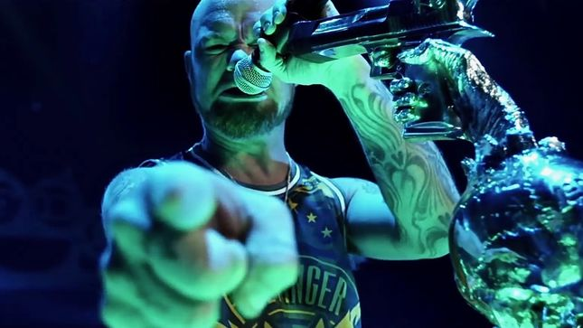 FIVE FINGER DEATH PUNCH Announce Select North American Tour Dates; Co-Headlining With SHINEDOWN; Video Trailer