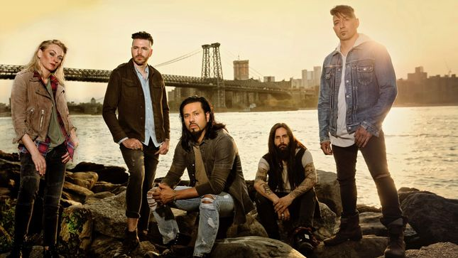 POP EVIL Release New Studio Video; Band To Support POISON, CHEAP TRICK