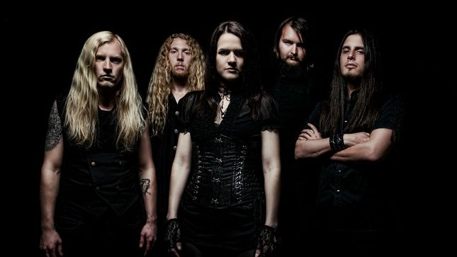 "Exclusive: GRAVESHADOW Premier ""Widow And The Raven"" Lyric Video"